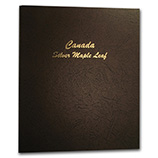 RCM Silver Maple Leaf (Storage Albums)