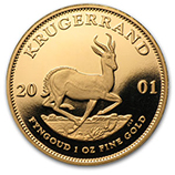 1 oz Proof Gold Krugerrands