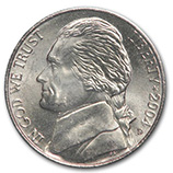Westward Journey Nickels (2004 - 2005)