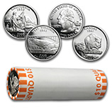 50 State Quarters (1999 - 2009) (Rolls & Bags)