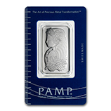 PAMP Suisse Fortuna (Platinum Bars & Rounds)