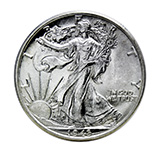 Walking Liberty Half Dollars (1916 - 1947)