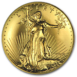 High Relief Gold Eagles (2009 & 2015)
