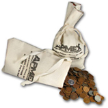 Lincoln Wheat Cents (1909 - 1958) (Rolls & Bags)