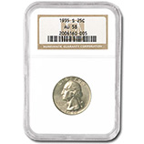 Washington Quarters (1932 - 1998) (Certified)