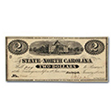 1863 (Confederate Currency)