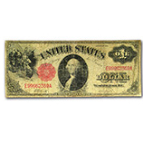 US Currency - Large Type