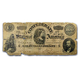 1864 (Confederate Currency)