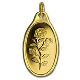 PAMP Suisse Gold Pendants