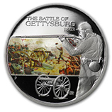Perth Mint Famous Battles in History Series
