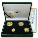 South Africa Gold Natura Sets