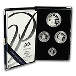 Proof Platinum Eagle Coin Sets