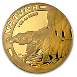 1 oz South Africa Natura Coins