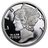 Fractional APMEX (Silver Rounds)