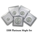 Platinum Maple Leaf Coin Sets
