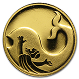 Award Winning Gold Coins