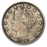 Liberty Nickels (1883 - 1912)