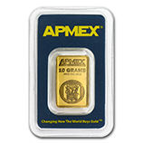 10 gram (Gold Bars & Rounds)