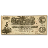 1862 (Confederate Currency)