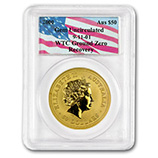 1/2 oz Gold Nugget Coins (PCGS Certified)