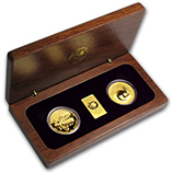 Gold Kangaroo Coin Sets