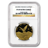 1 oz Proof Gold Libertads (NGC Certified)