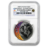 2010 & Prior RCM Silver Commemorative Collectible Coins (NGC Certified)