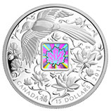 2011 RCM Silver Commemorative Collectible Coins