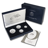 Platinum Eagle Coin Sets (Burnished)