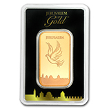 Holy Land Mint of Israel (Gold Bars & Rounds)