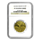 1/2 oz Proof Gold Libertads (NGC Certified)