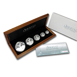 Silver Libertad Coin Sets