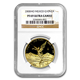 Proof Gold Libertad Coin Sets (NGC Certified)