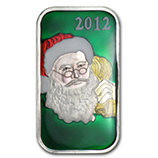 Christmas Themed (Silver Bars & Rounds)