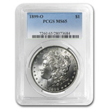 Morgan Dollars (1878 - 1904) (PCGS Generics)