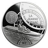 Silver Great French Ships Series