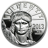 1 oz Proof Platinum Eagles