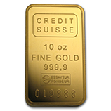 10 oz (Gold Bars & Rounds)