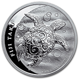 New Zealand Mint (Silver Taku Series)