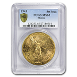 Vintage Gold from Mexico (PCGS Certified)