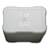 Silver Bar (Mint Tubes & Boxes)