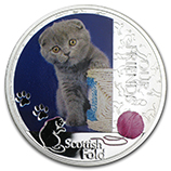 New Zealand Mint (Friends Kitten Coin Series)
