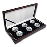 RCM Silver Wildlife Series (Sets)
