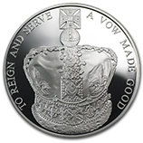 British Royal Mint Silver Commemorative Coins