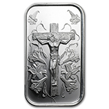 Religious (Silver Bars & Rounds)