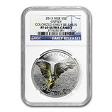 Birds of Prey Series (NGC Certified)