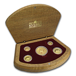 Gold Nugget Coin Sets