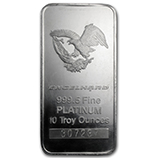 10 oz (Platinum Bars)