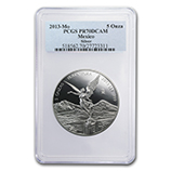 5 oz Silver Libertads (Proof Versions) (PCGS Certified)