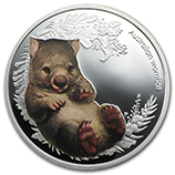 Perth Mint Bush Babies Series